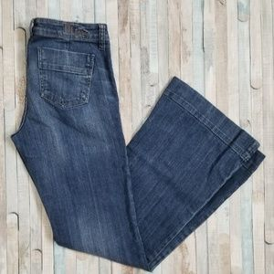 Kut From the Kloth Madeleine Trouser Flare Jeans